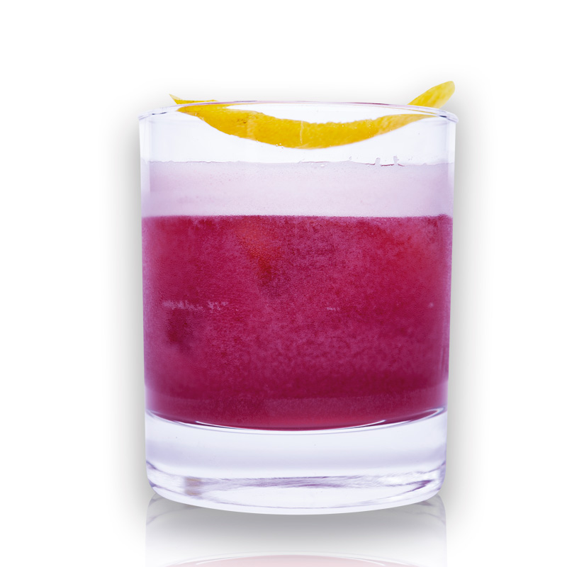 cocktail ginja mariquinhas sour